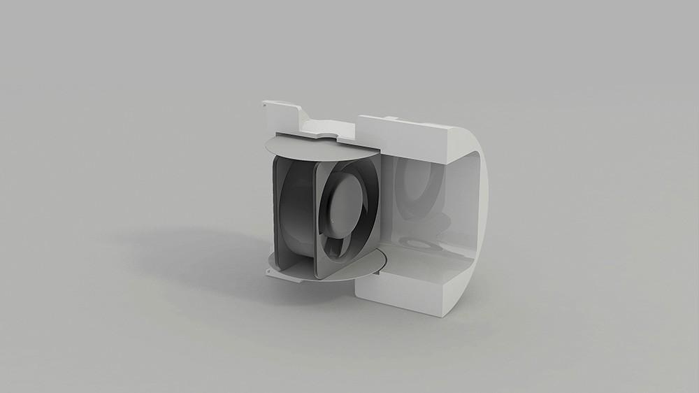 Вентиляционный блок